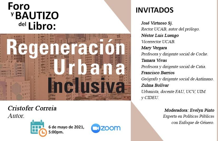 Regeneración Urbana Inclusiva, un nuevo paradigma de vivienda y hábitat